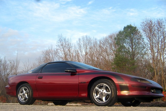 Another 94PatriotRedZ 1994 Chevrolet Camaro post... - 6601156