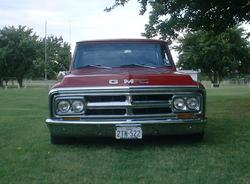 jodybridges 1969 GMC Sierra 1500 Regular Cab