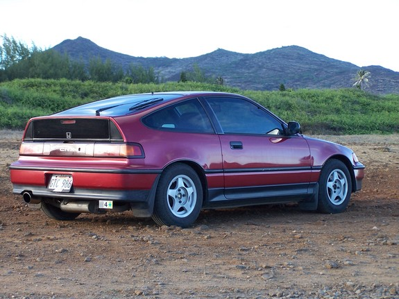 Another toyotaspeed 1991 Honda CRX post... - 6602319