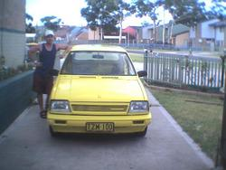 xpload 1986 Suzuki Swift