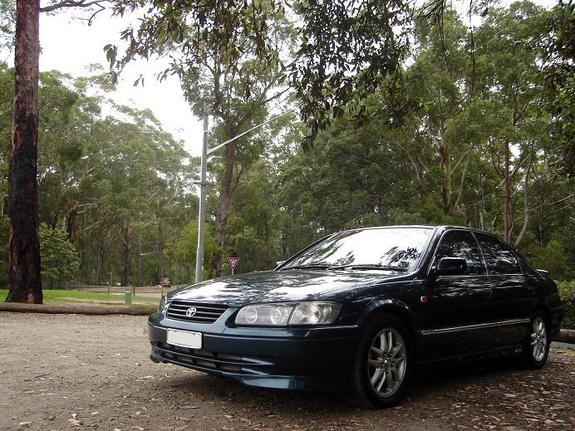 leasaunce 39 s 1998 toyota camry in sydney. Black Bedroom Furniture Sets. Home Design Ideas