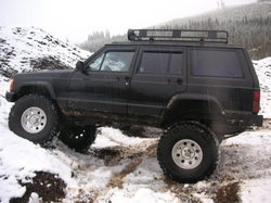Jeepzter29s 1996 Jeep Cherokee