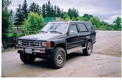 SLACKER666 1989 Toyota 4Runner