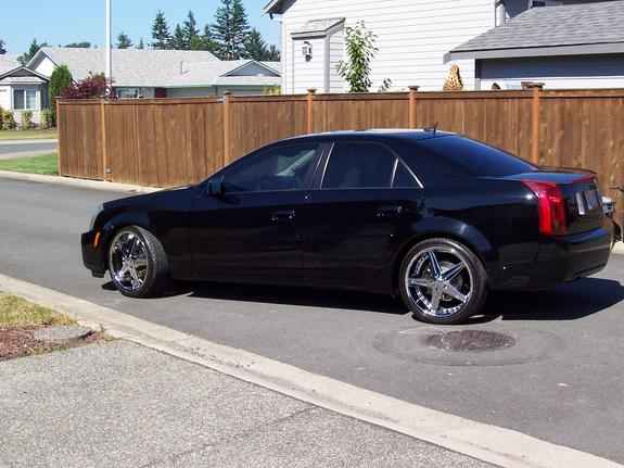 abctswhip 2005 cadillac cts specs photos modification. Black Bedroom Furniture Sets. Home Design Ideas