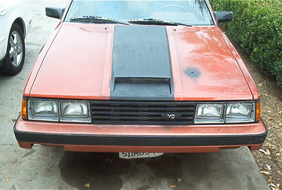 Another flatblack98 1984 Toyota Camry post... - 6820775