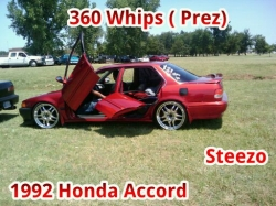 ccord90s 1992 Honda Accord