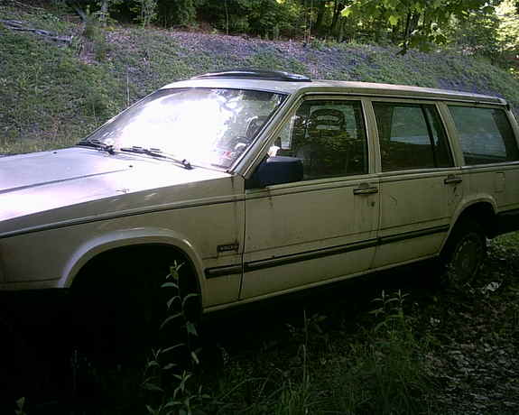 Another 87nxse 1989 Volvo 700-Series post... - 6611708