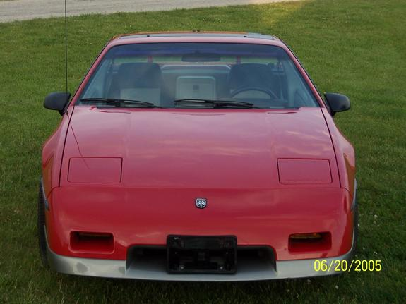 Another buger_57 1985 Pontiac Fiero post... - 6616890