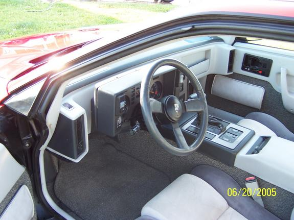 Another buger_57 1985 Pontiac Fiero post... - 6616892