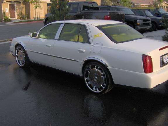 Another bigdthep 2002 Cadillac DeVille post... - 6835804