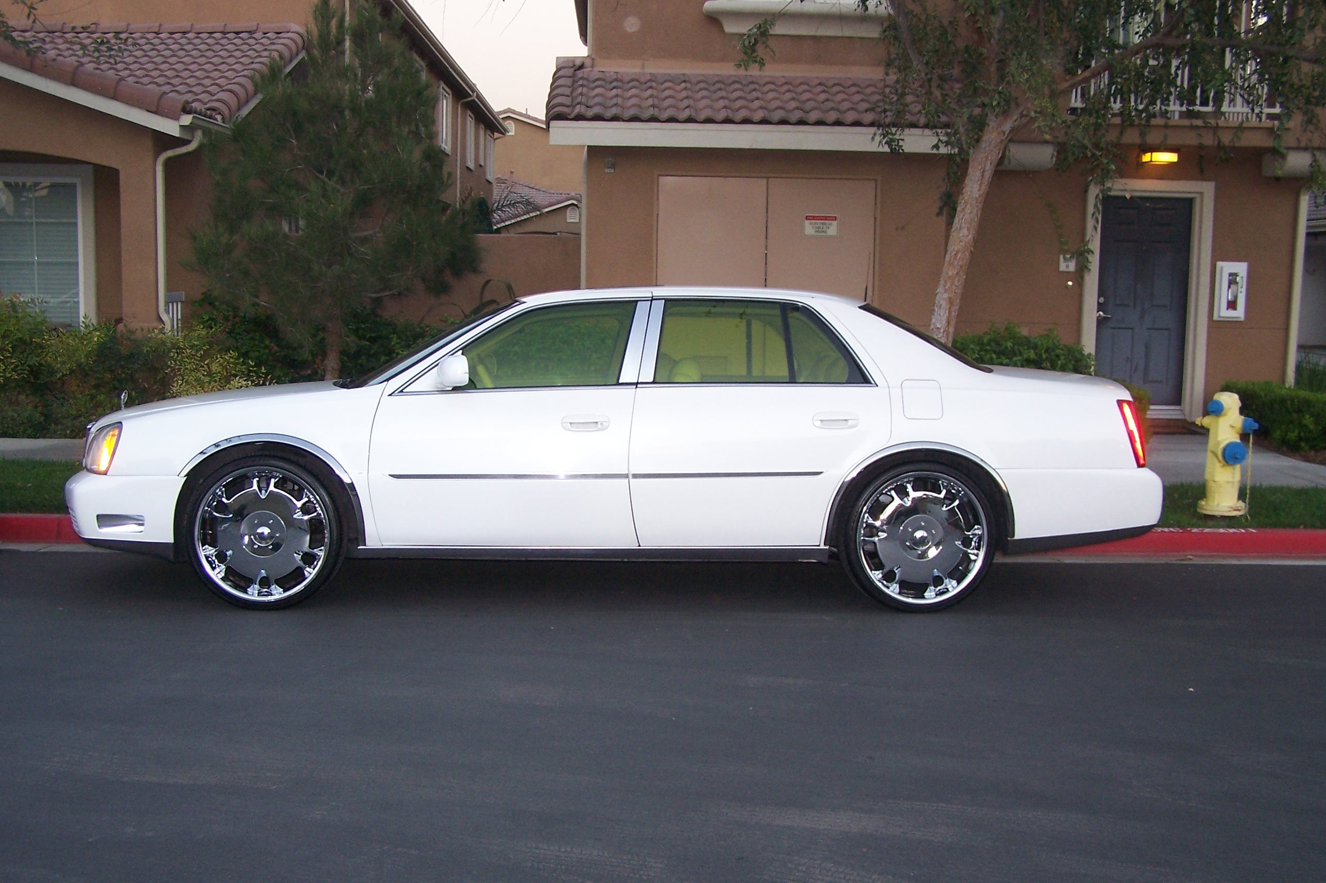 Another bigdthep 2002 Cadillac DeVille post... - 6835810