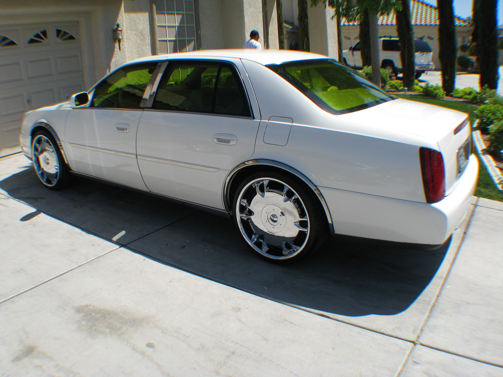 Another bigdthep 2002 Cadillac DeVille post... - 6835811