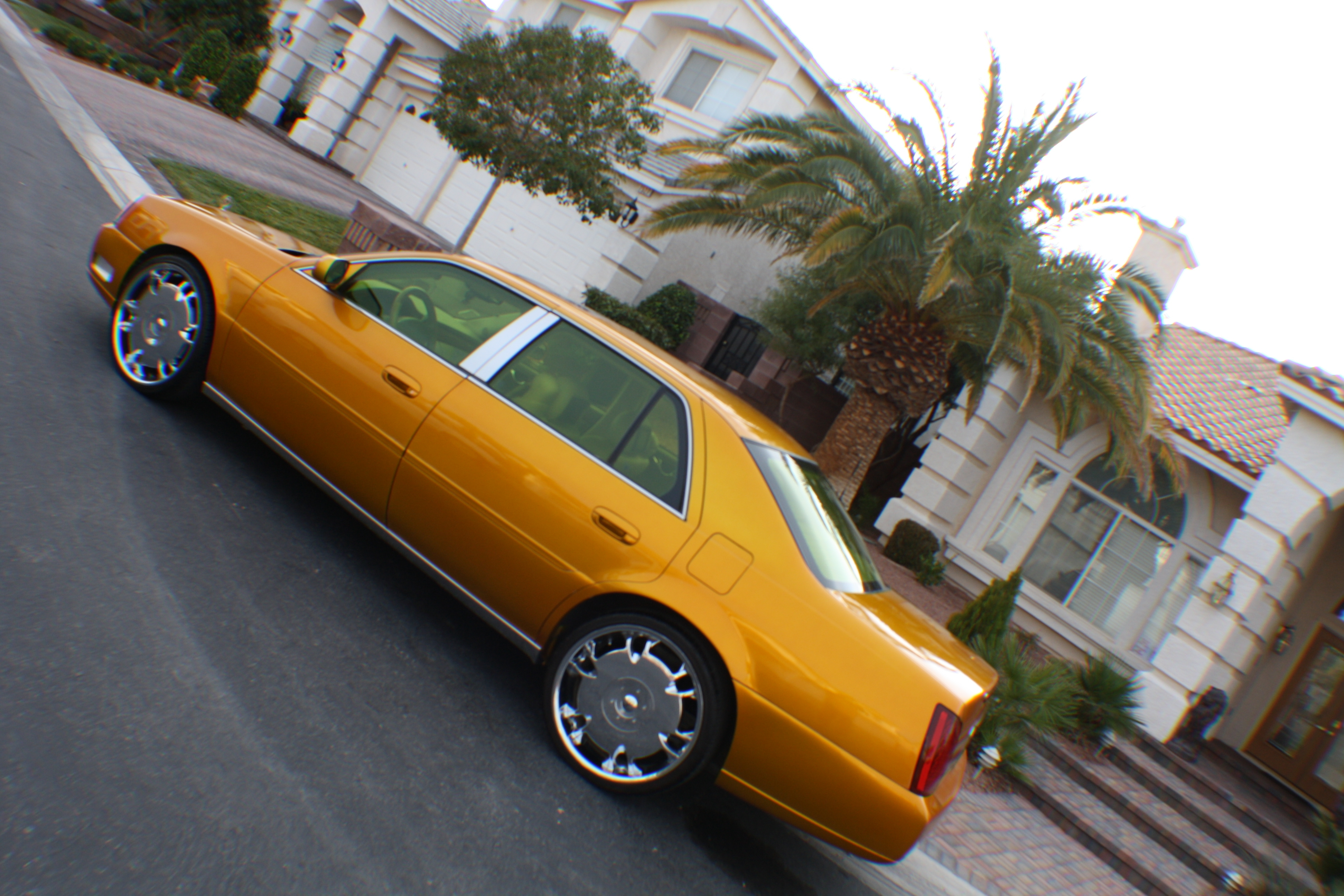 Another bigdthep 2002 Cadillac DeVille post... - 6835826