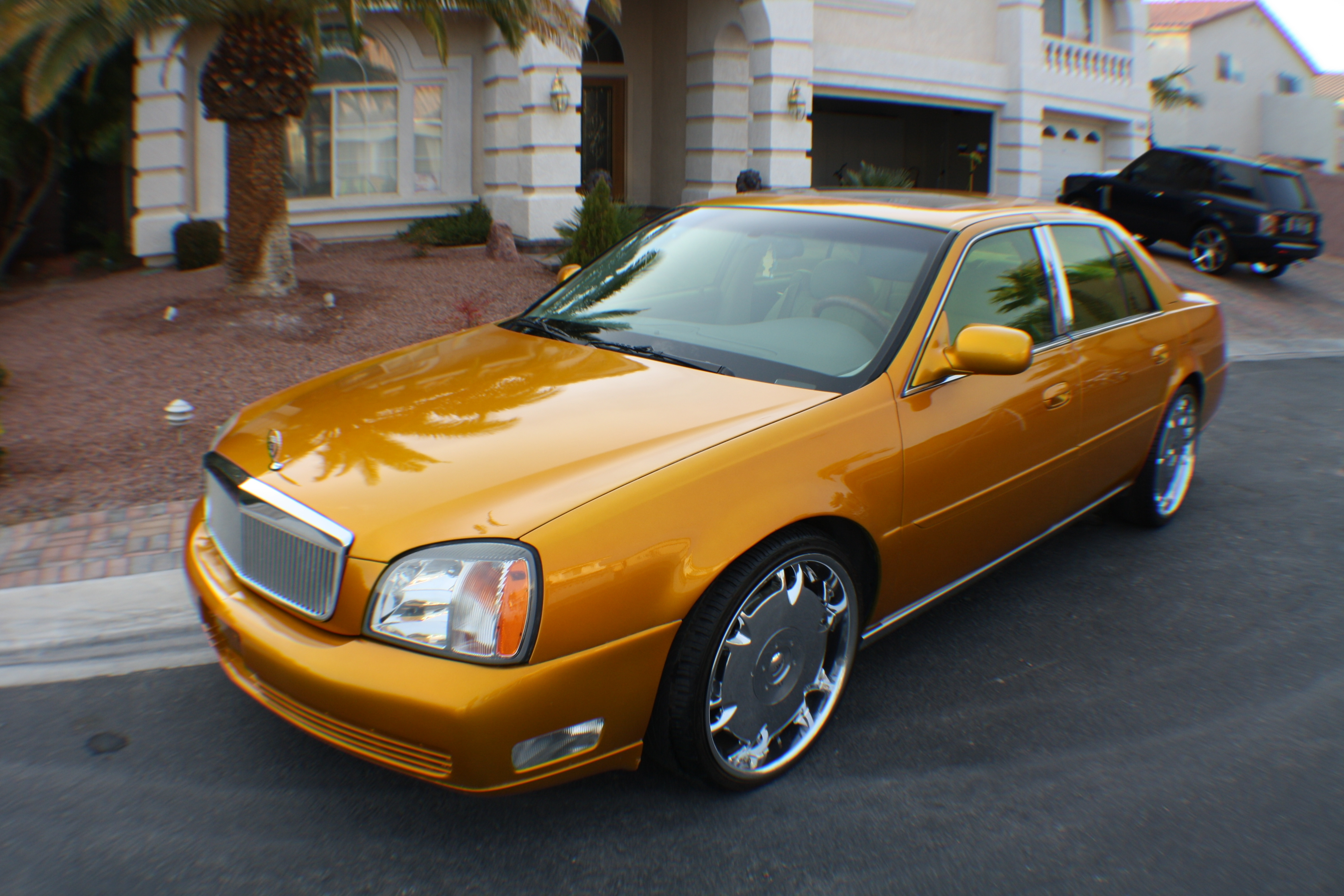 Another bigdthep 2002 Cadillac DeVille post... - 6835827