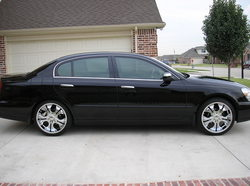 blackmobills 2003 Infiniti Q