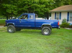 seffs 1987 Ford Ranger Regular Cab