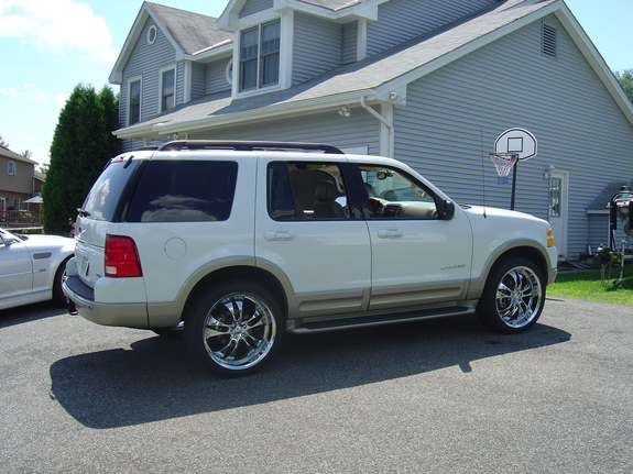 mgajr 2005 ford explorer specs photos modification info. Black Bedroom Furniture Sets. Home Design Ideas