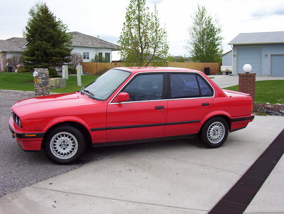 Another JFV1134 1990 BMW 3 Series post... - 6617087