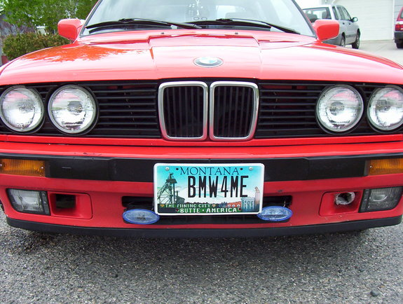 Another JFV1134 1990 BMW 3 Series post... - 6617088
