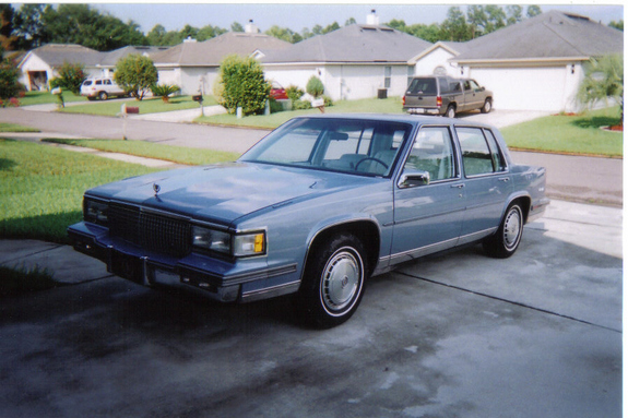 huggybears88 1988 cadillac deville specs photos. Cars Review. Best American Auto & Cars Review
