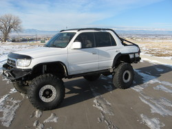 CU_Buff_4Runner 1996 Toyota 4Runner