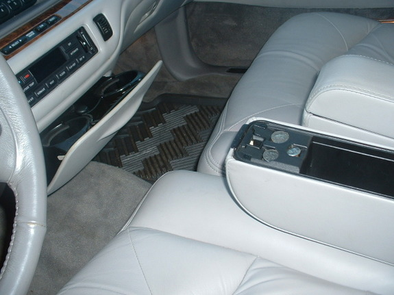 Mylincoln 1997 Lincoln Town Car Specs Photos Modification Info At
