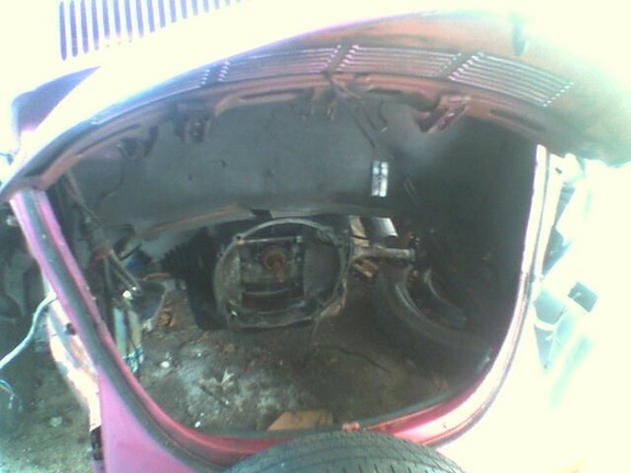 Another Islandsubaru 1972 Volkswagen Beetle post... - 6618805
