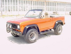 Summerland 1988 Ford Bronco II
