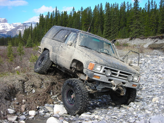 Another 4Runnerwaffles 1988 Toyota 4Runner post... - 6621576
