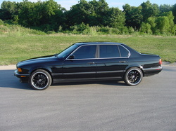 two240ss 1993 BMW 7 Series