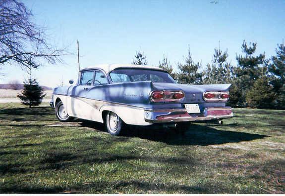 Another foradrive 1958 Ford Fairlane post... - 6757743