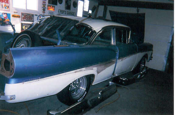 Another foradrive 1958 Ford Fairlane post... - 6757747