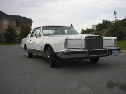 marquisman 1980 Lincoln Mark VI