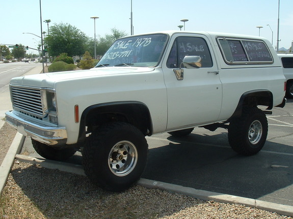 Luv24by 1978 Chevrolet Blazer Specs Photos Modification