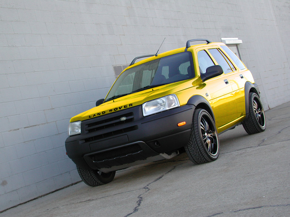 nosnarb's 2003 Land Rover Freelander
