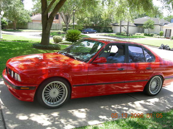 baswally 1993 BMW 5 Series 6834014