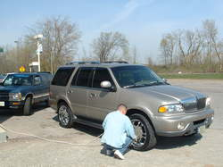 shaniacs 2001 Lincoln Navigator
