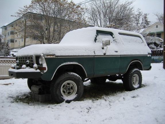 Another Mopar_nutz 1978 Ford Bronco post... - 6635518