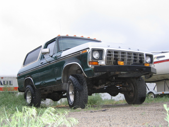 Another Mopar_nutz 1978 Ford Bronco post... - 6635519