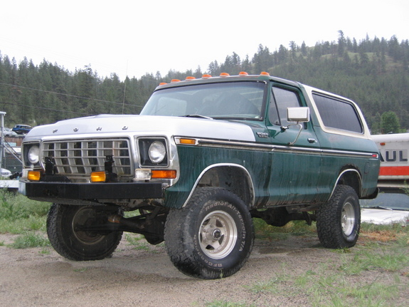 Another Mopar_nutz 1978 Ford Bronco post... - 6635520