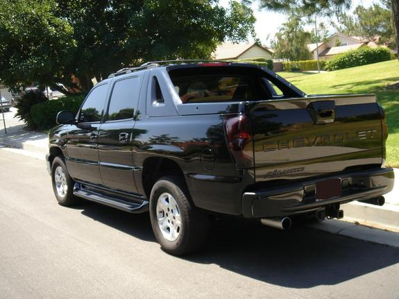 nekstegzit 2005 chevrolet avalanche specs photos. Black Bedroom Furniture Sets. Home Design Ideas