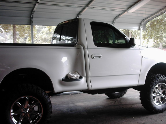 Large on 1997 Ford F 150 4x4
