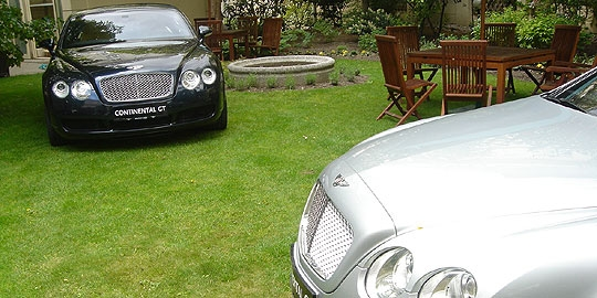 jazzy b 2005 bentley continental gt specs photos. Black Bedroom Furniture Sets. Home Design Ideas
