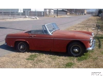 Mg midget tech