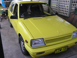 vibratess 1986 Suzuki Swift