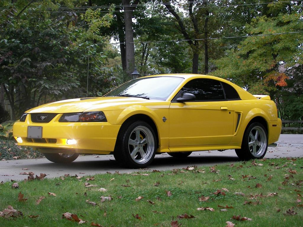 Ford ford mustang 99 : MGkingROB 1999 Ford Mustang Specs, Photos, Modification Info at ...