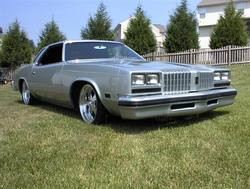 cfoster80s 1976 Oldsmobile Cutlass