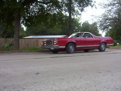 drivingace3s 1977 Ford Ranchero
