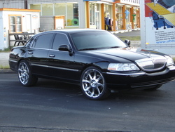 sugewhite22s 2003 Lincoln Town Car