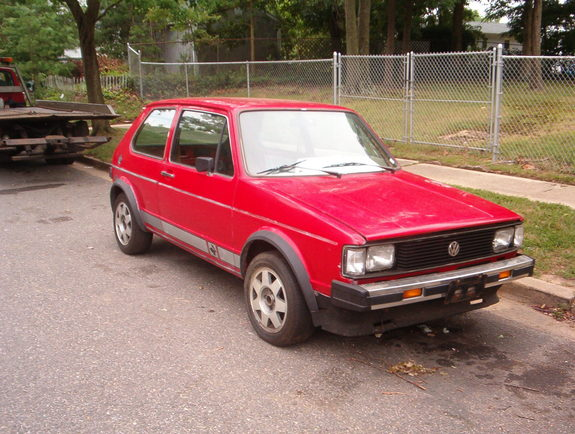 grey90's 1980 Volkswagen Rabbit